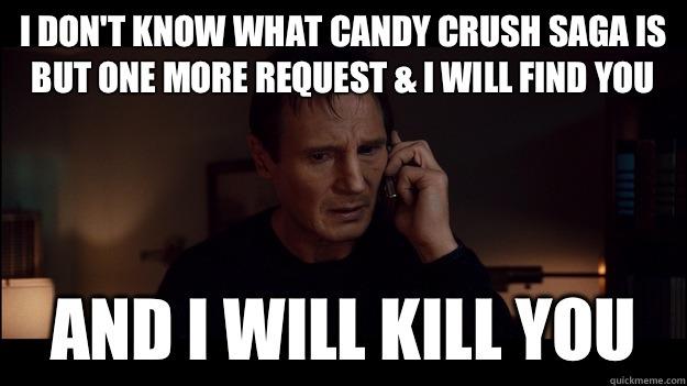 Liam Neeson meme