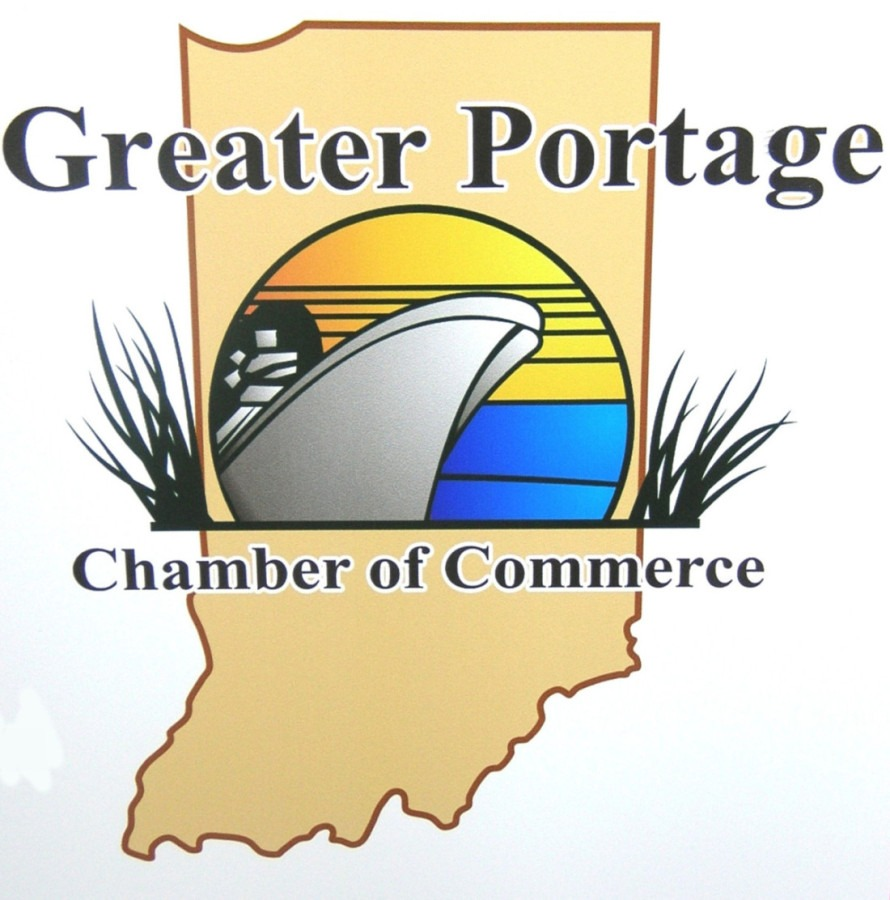 Greater Portage Chamber Commerce Logo