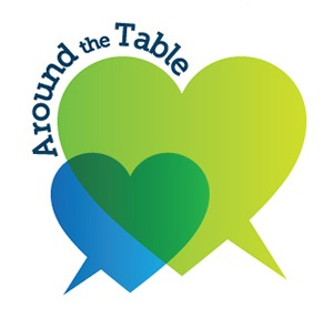 Around the Table logo