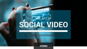 Art of Social Video