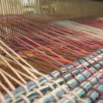 Active Creative weaving loom