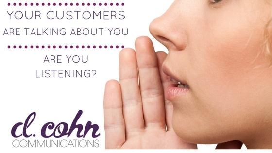 Your Customers Are Talking About You