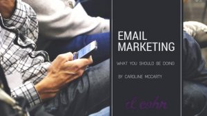 Email Marketing What You Should Be Doing
